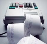 Calculator --- Image by © A. Huber/U. Starke/Corbis