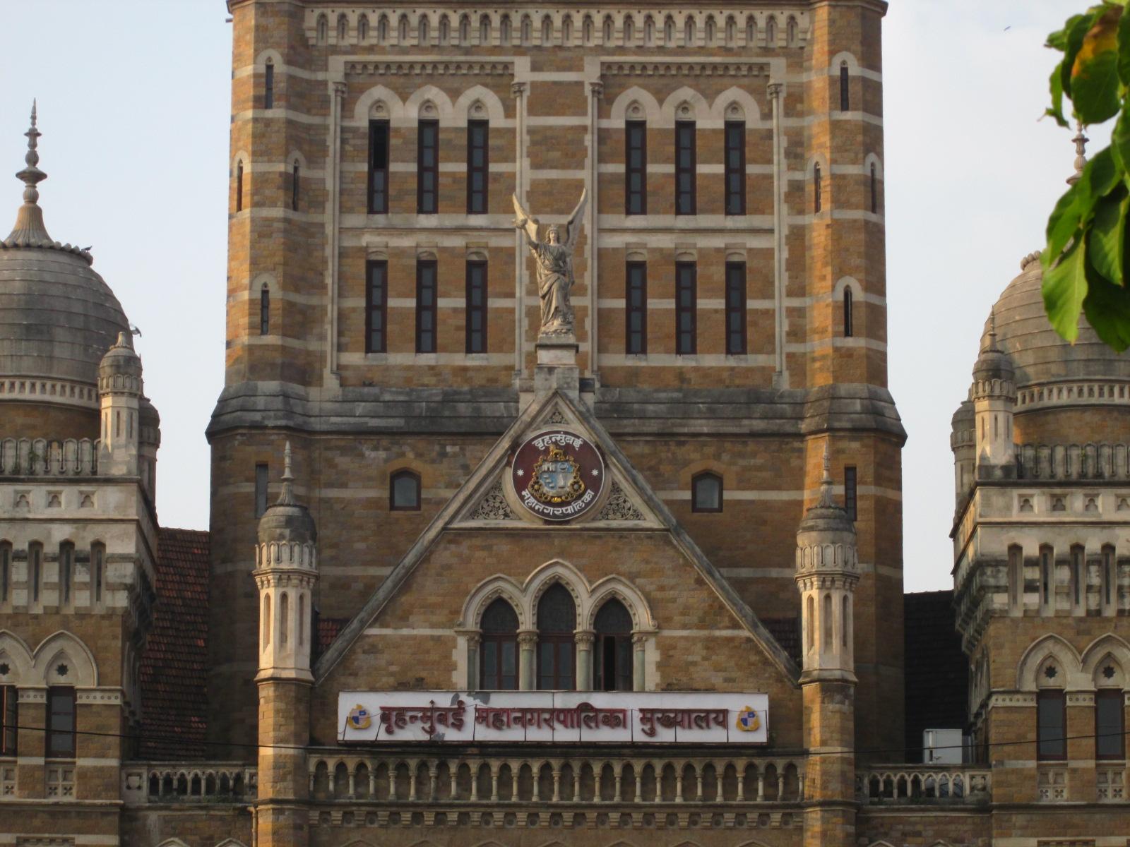 BMC_headquarters_in_Mumbai