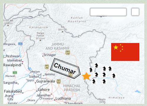 ChumarMap