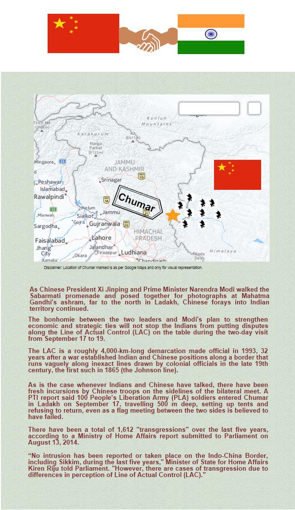 IndiaChinaTransgression