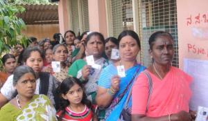 Karnataka Women Voters - Special Report - 300x175 - 03052013