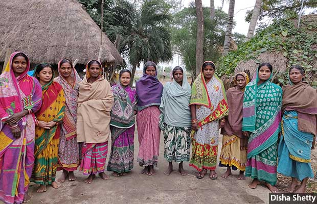 Women in 11 gram panchayats_620