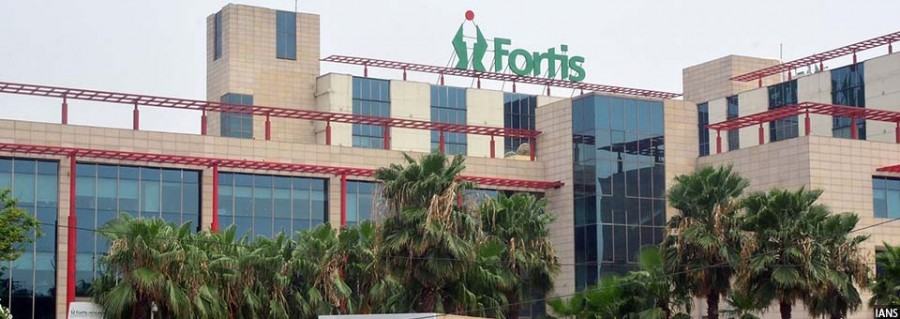 Fortis Memorial hospital in Gurugram, Haryana. (File Photo: IANS)