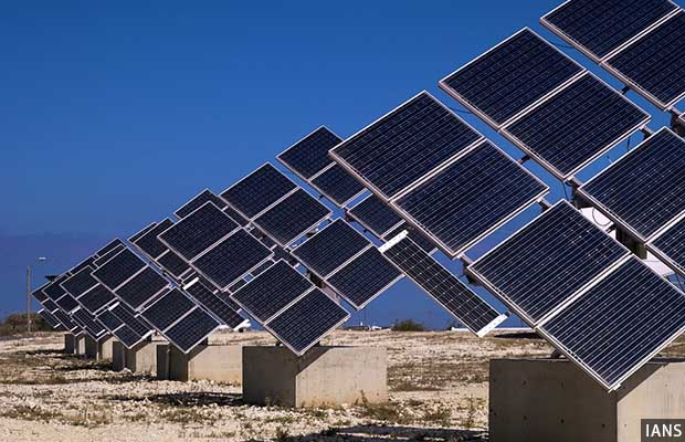 The International Labiour Organisation estimates that 300,000 workers would be employed directly in the solar and wind sectors in India by 2022. (File Photo: UN)